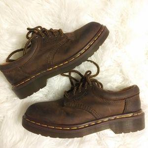 Dr martens gaucho volcano shoes